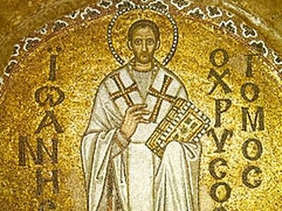 Saint John Chrysostom on the Truth of the Resurrection