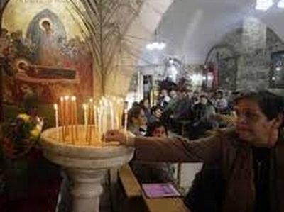 Palestinian Christians 'bitter and left out' of Easter celebrations