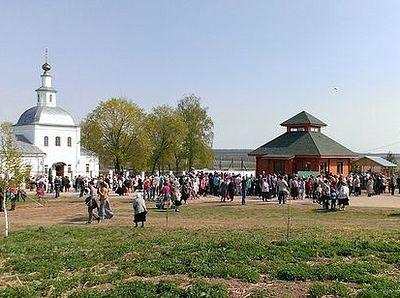 На родине блаженной Матроны Московской открылся дом-музей