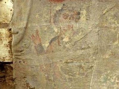 В Египте найден один из древнейших образов Спасителя
