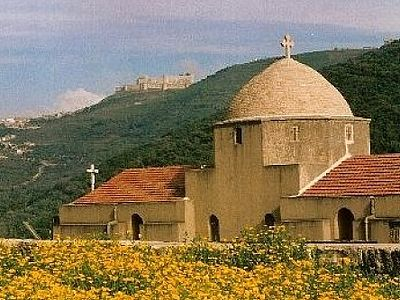 The Monastery of St. George of Al-Humaira