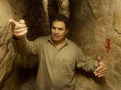 Israeli archaeologist says he's found citadel captured by King David