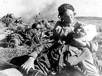 О Ржевско-Бельской земле в годы войны