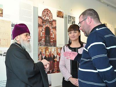 Выставку «Православные храмы и часовни Эстонии» в Таллине продлили до октября