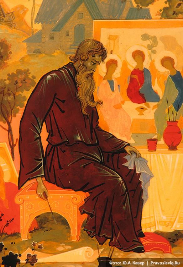 Андрей Рублев. Панно. Фрагмент. 1968