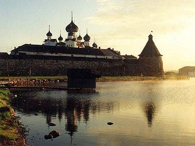 Общественная палата против строительства у стен Соловецкого монастыря