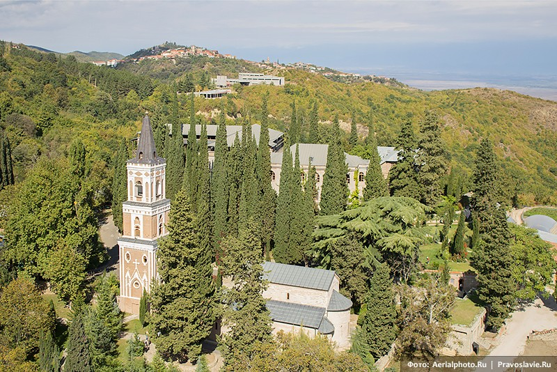 Бодбийский монастырь (монастырь Бодбе)