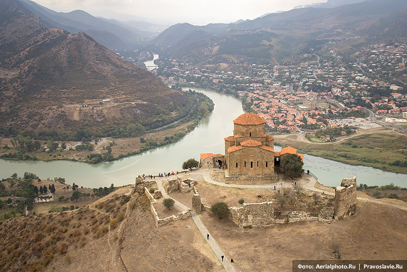 Монастырь Джвари (Мцхета)