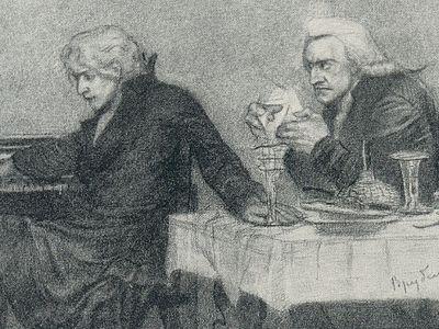 Моцарт и Сальери: некоторые размышления над драмой А.С. Пушкина