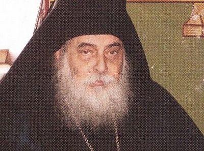 Почил о Господе проигумен монастыря Григориат архимандрит Георгий Капсанис