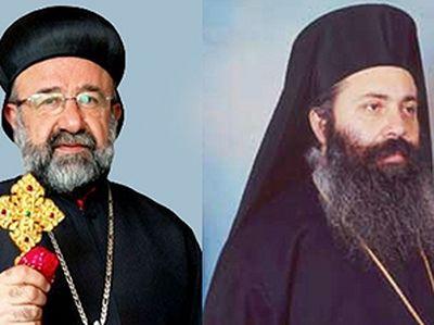 Похищенные в Сирии епископы живы