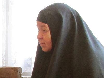 "Mother Theodora's ""Kokoshki,"" or God is stronger than rockets"