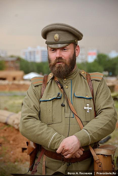 Полковник русской Императорской армии