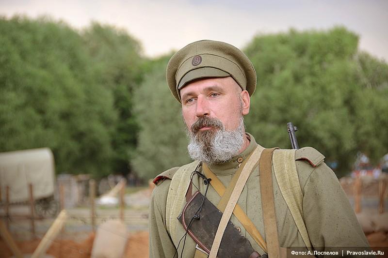 Солдат русской Императорской армии