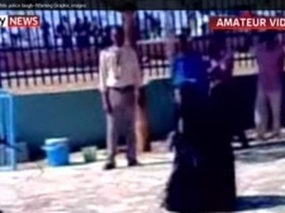 Meriam Ibrahim supporters re-release video of Sudanese woman being flogged