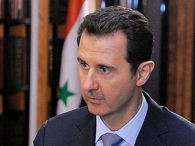 Патриарх Кирилл поздравил Башара Асада с переизбранием