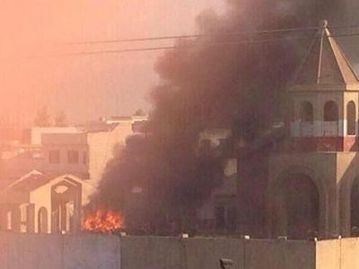 ISIS Expands Control, Begins Persecuting Christians in Mosul