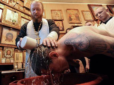 О крещении, имяславии и печати антихриста
