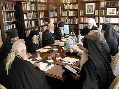 В Сан-Франциско открылся Архиерейский Собор Русской Зарубежной Церкви