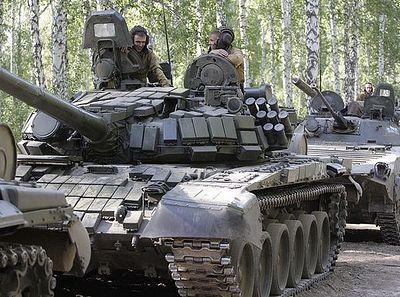 Военные священники участвуют в учениях ЦВО на Чебаркульском полигоне