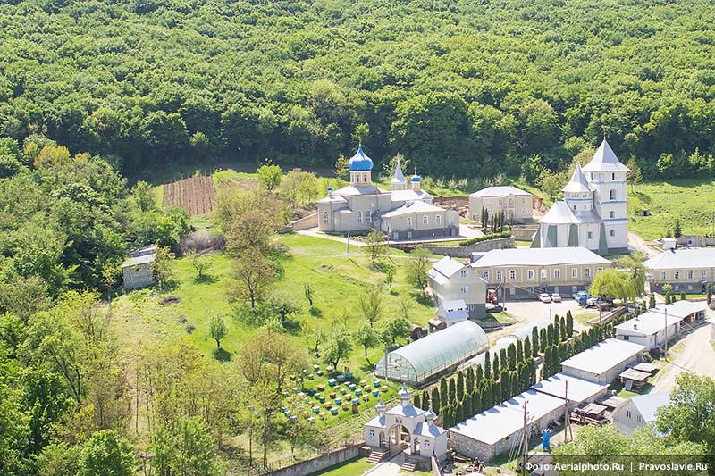 Монастырь Каларашёвка