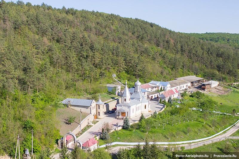 Монастырь Косоуц (Косэуц)