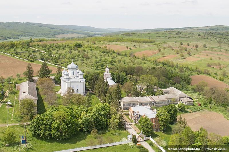 Монастырь Хырбовец