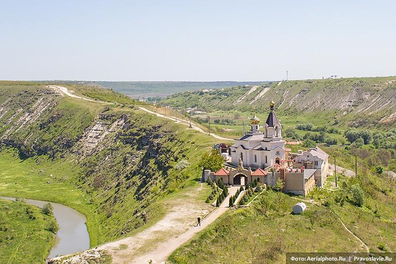 Монастырь Старый Орхей