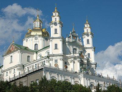 Тернопольская областная рада потребовала вернуть Почаевскую Лавру государству