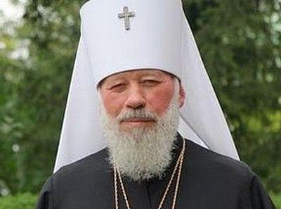 Metropolitan Vladimir of Kiev and All Ukraine dies