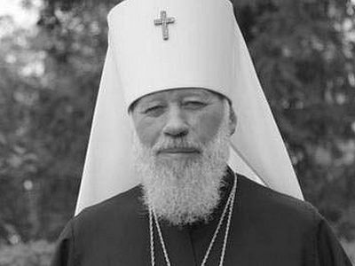 Patriarchal condolences over demise of His Beatitude Metropolitan Vladimir of Kiev and All Ukraine