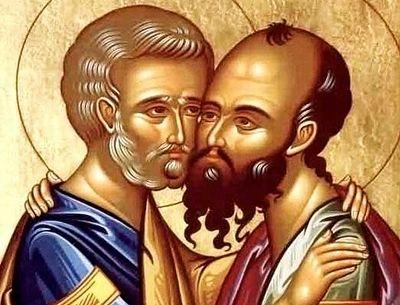 Два апостола, одна память