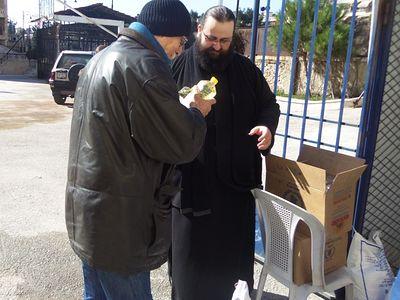 Антиохийская Православная Церковь обеспечила Алеппо тоннами гуманитарной помощи