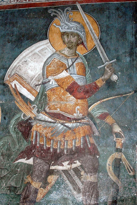 Holy Great Martyr Mercurius