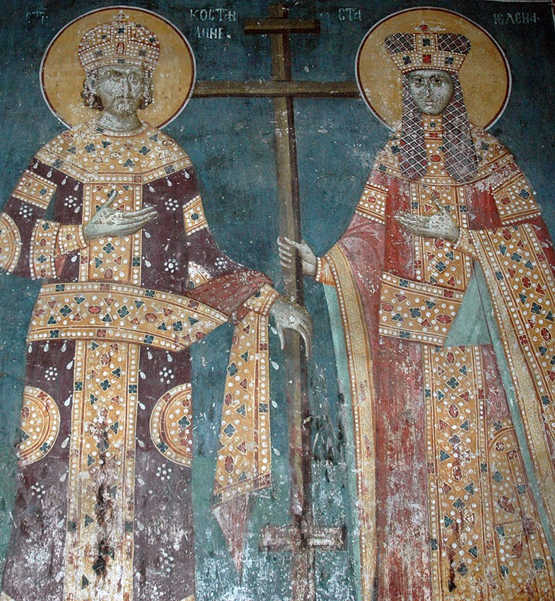 Holy Equal-to-the-Apostles Constantine and Helen