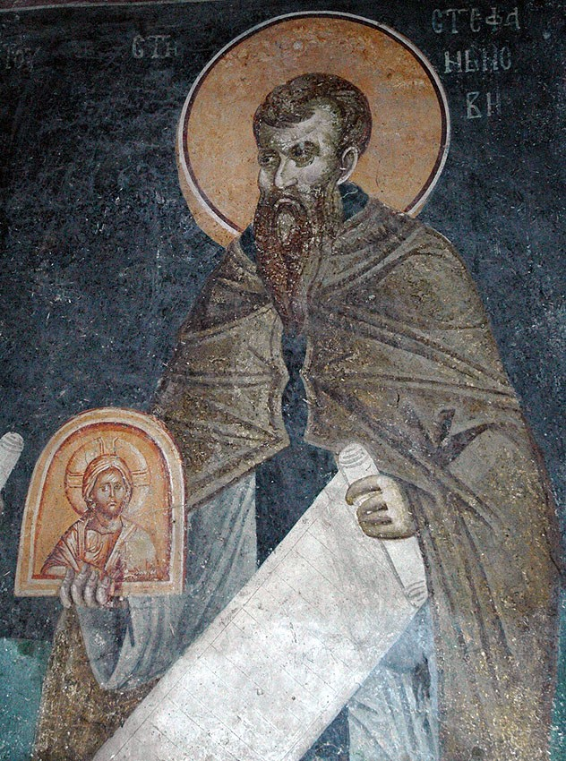 Holy Monk-Martyr Stephan the New