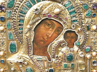 Россия – Дом Богородицы