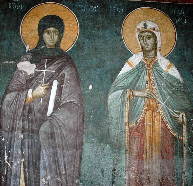 Sts. Thecla and Euphemia