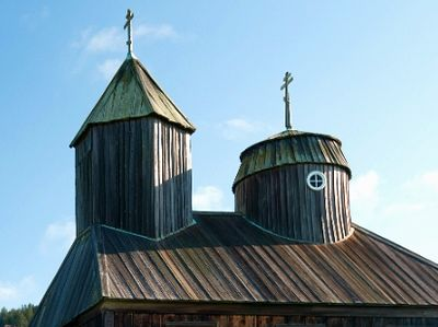 Wooden Chapels and Orthodoxy in America