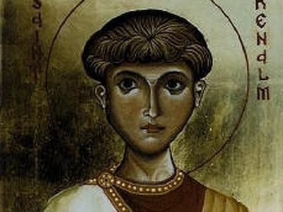 Saint Kenelm of Mercia, Prince and Passion-Bearer