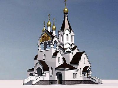 В Новосибирске будет построен храм св. Матроны Московской