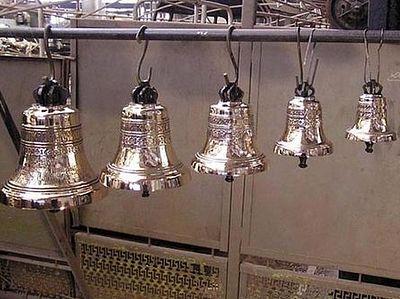 Памятные колокола установят на острове Белый