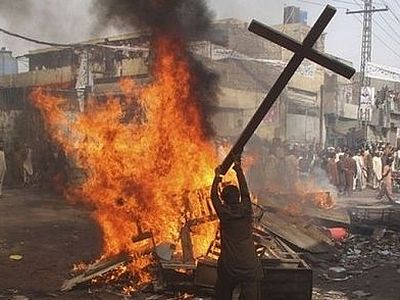 Millions of People Became Victims of Religious Conflicts in 2013