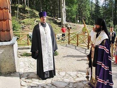 Память русских военнопленных почтили на перевале Вршич