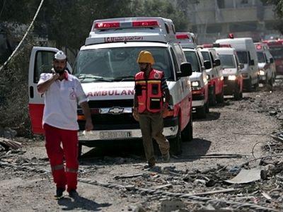 Israel bans radio advert listing names of children killed in Gaza