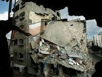 Destruction in Gaza nears WWII levels, says Catholic aid official