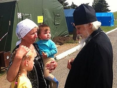 Plan of Comprehensive Aid to Refugees Worked out by the Church