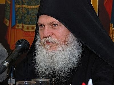 Abbot Ephraim calling upon Orthodox Christians to unite in the struggle against abortion