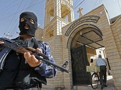 В Ираке за последние 10 лет разрушены 118 церквей