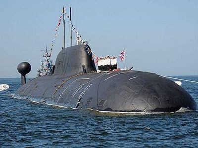 Два походных храма получили экипажи подводных лодок Северодвинска